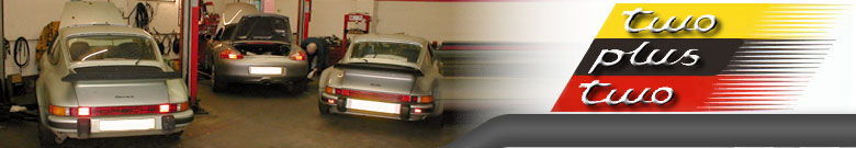 Two Plus Two Porsche Servicing